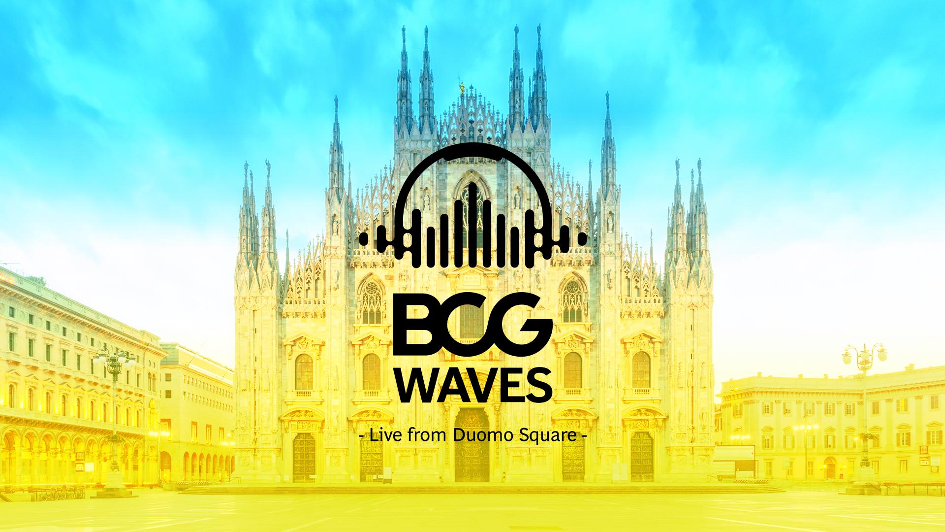 BCG Waves Podcast Logo