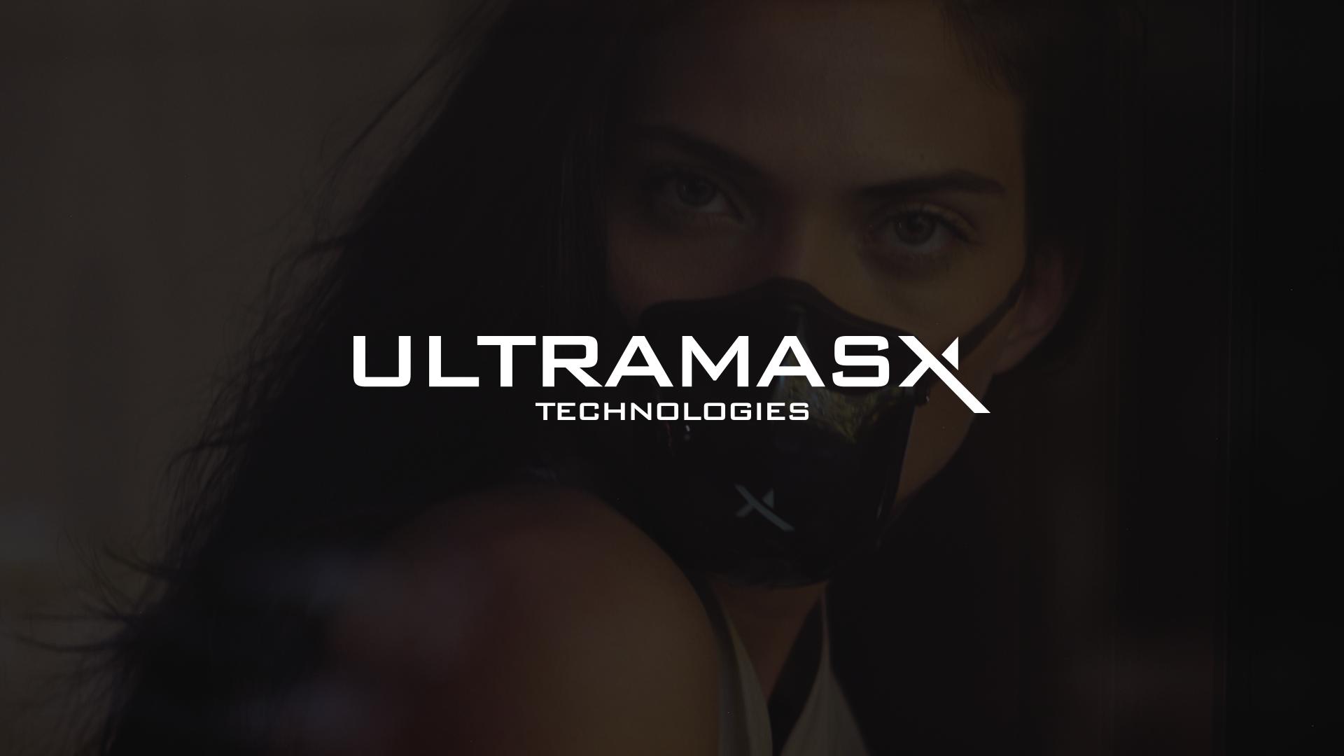 Ultramasx - The World's Most Advanced Fan-Assisted Respirator Mask