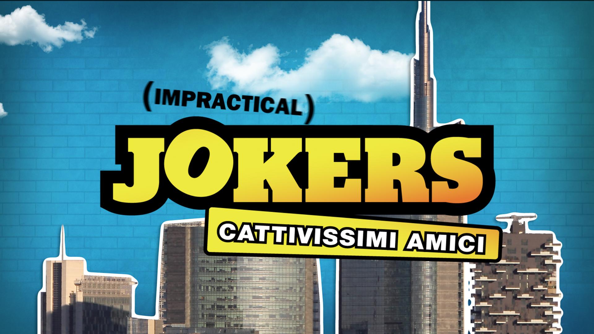 Impractical Jokers Sigla