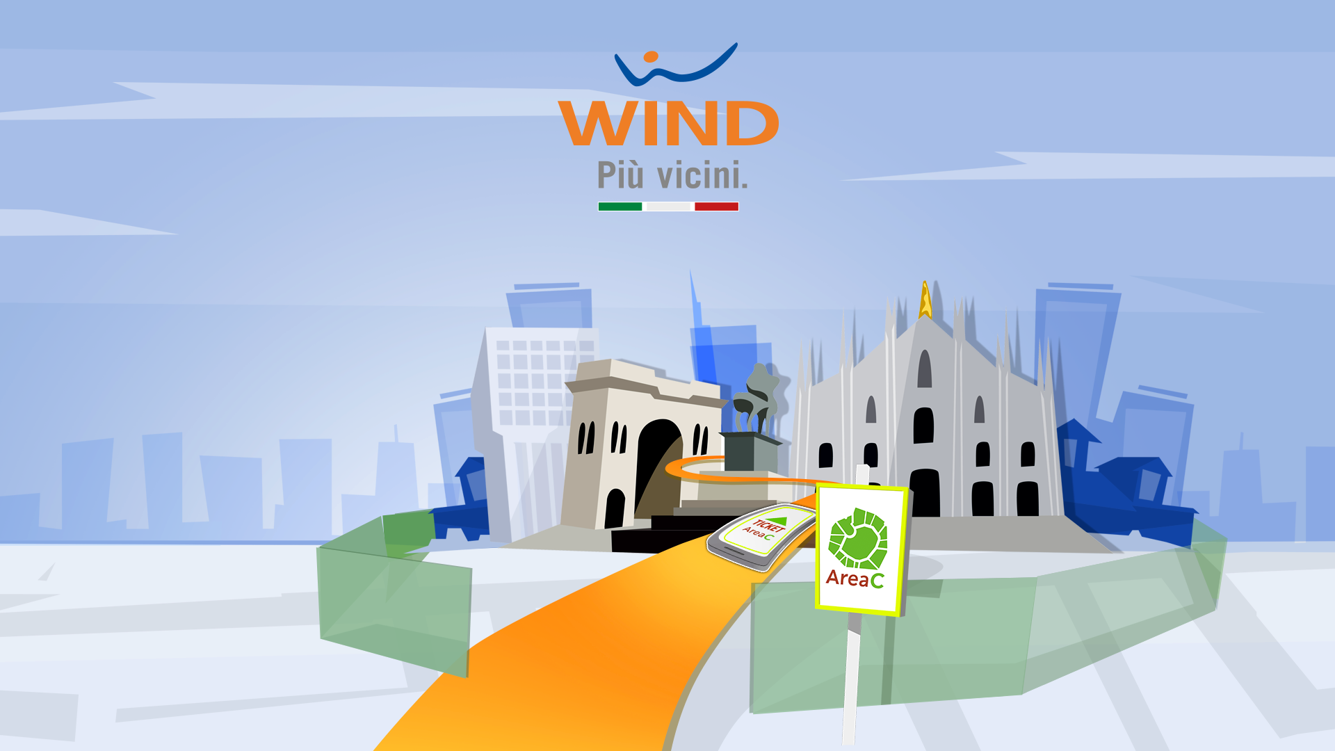 Wind video for Area C
